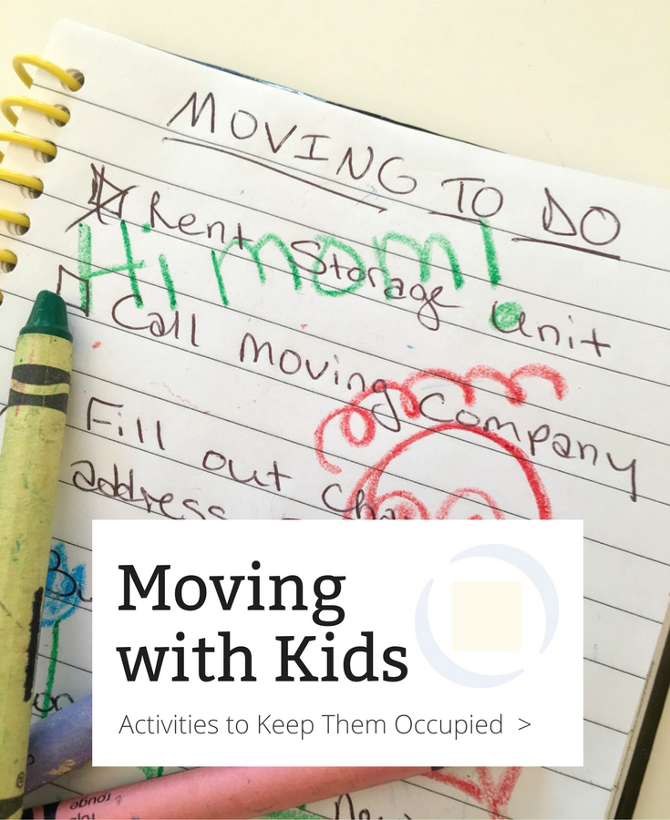 Moving With Kids, Activities to try
