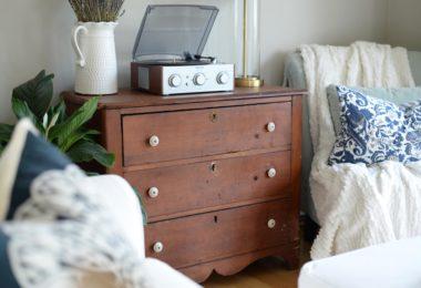 Antique Dresser DIY