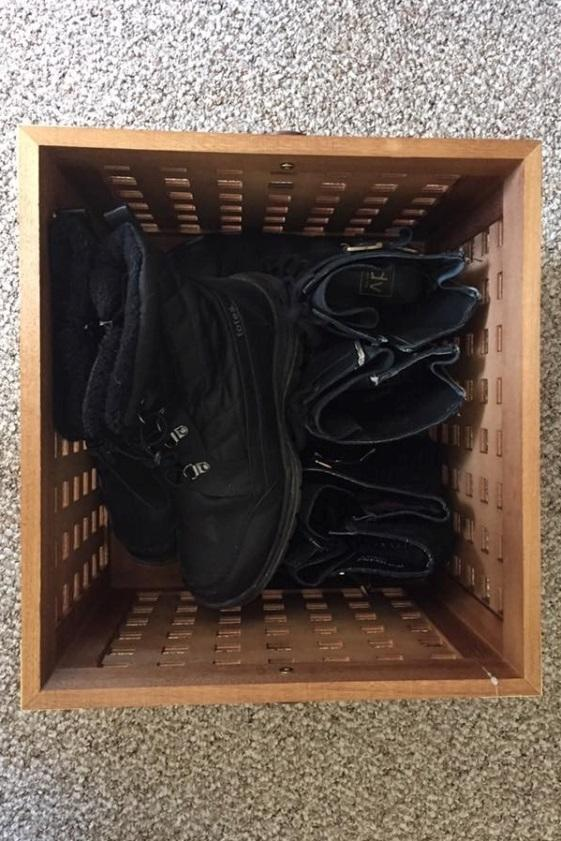 How to Store Boots in a Closet