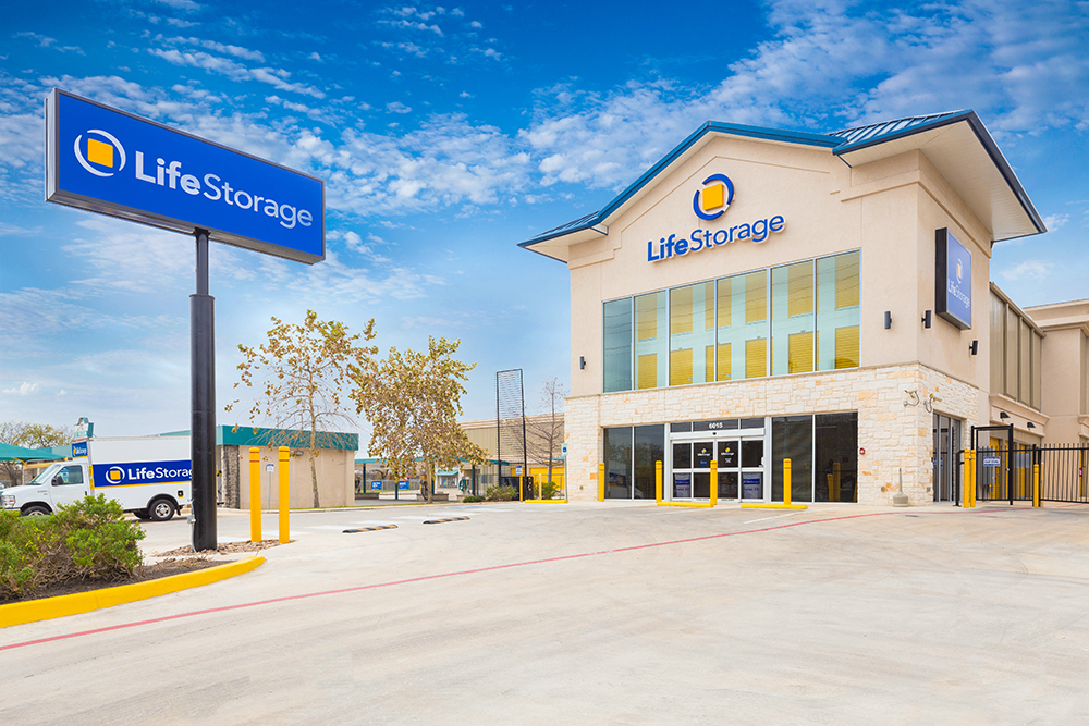Life Storage Store #93 in San Antonio, TX