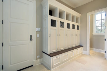 How to Organize a Mudroom - 5 Focus Areas