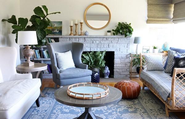 Transform a room on a budget