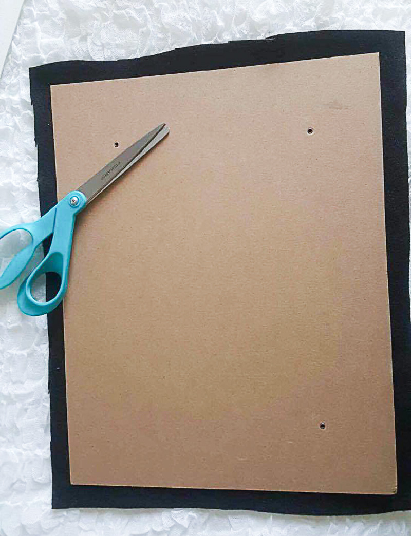 How to Make a Felt Letter Board for Under $10 in 3 Steps
