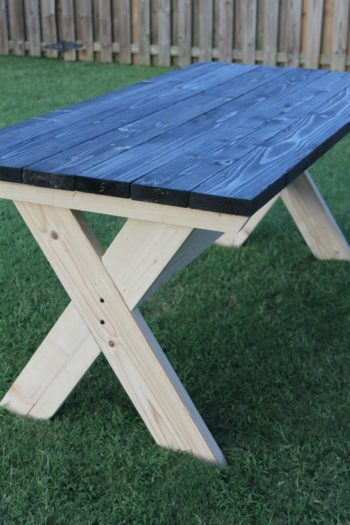 Step Seven: Make Your Benches. How To Build A Picnic Table