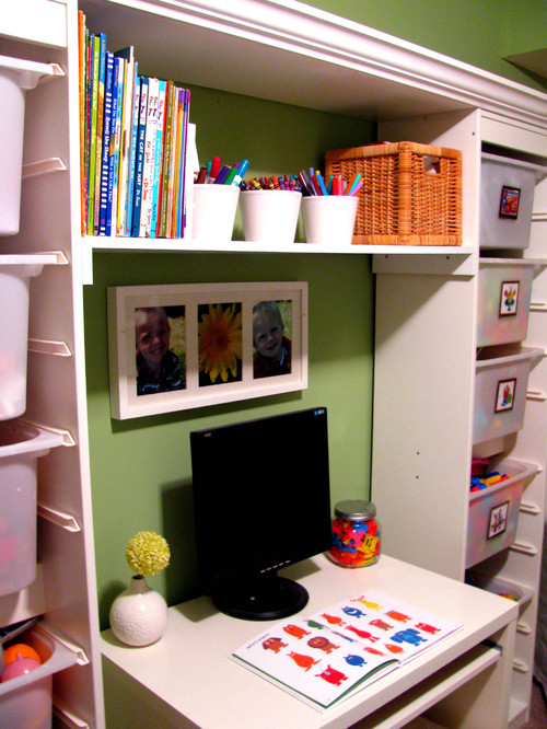 homework station desk with storage