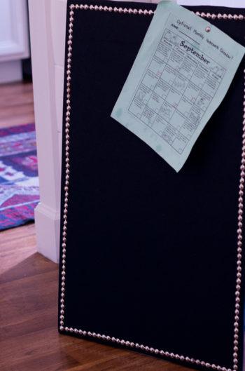 Finished Corkboard