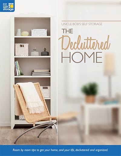 Decluttered Home Ebook