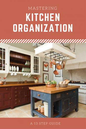 Pinterest Image Organized Kitchen. U201c