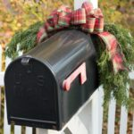 Mailbox Holiday Decor