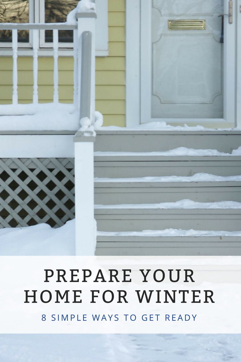 How to Prepare Your Home for Winter: Tips and Tricks