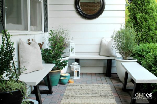 simple bench diy project