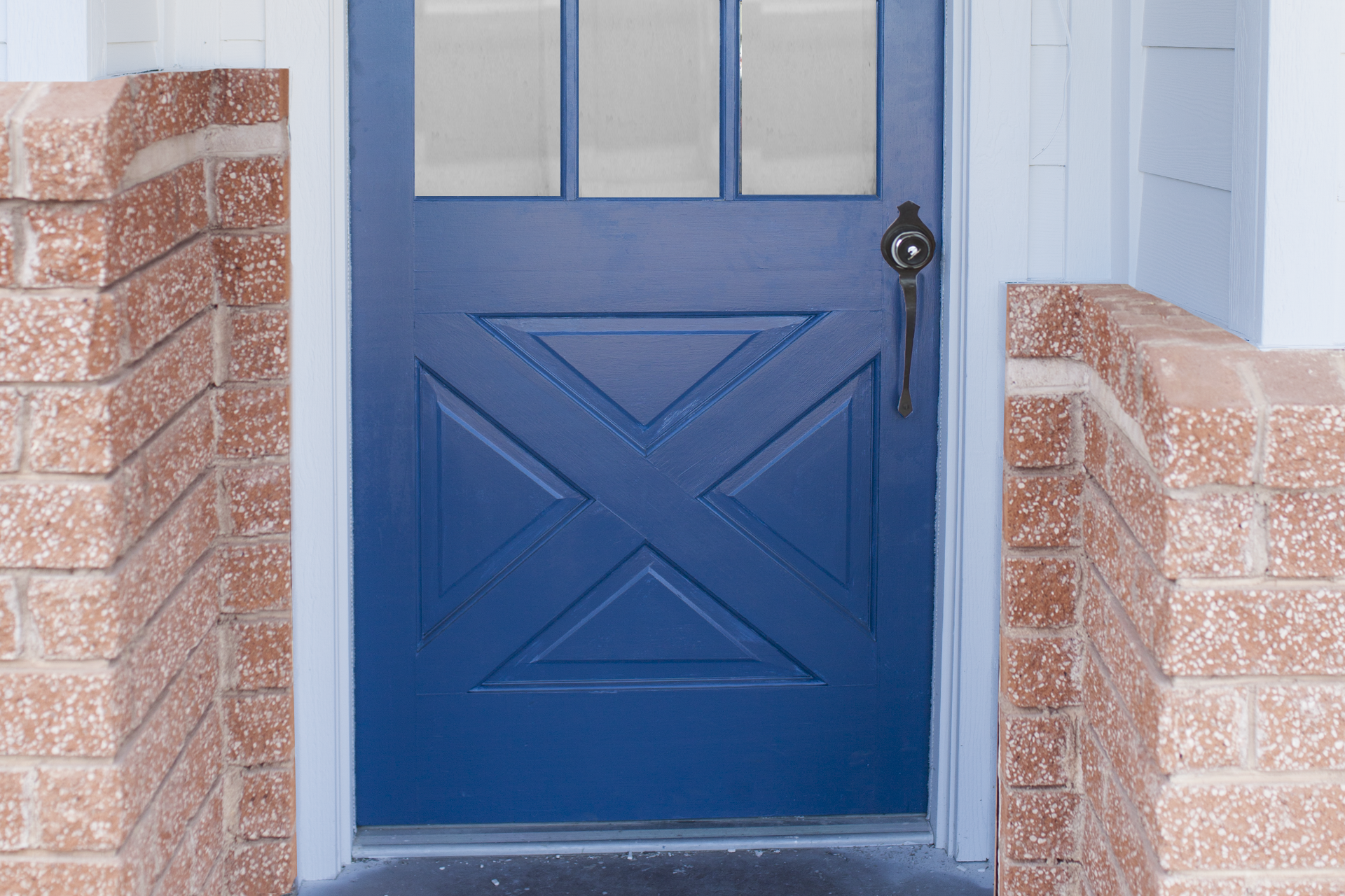 How To Refinish A Front Door The Right Way
