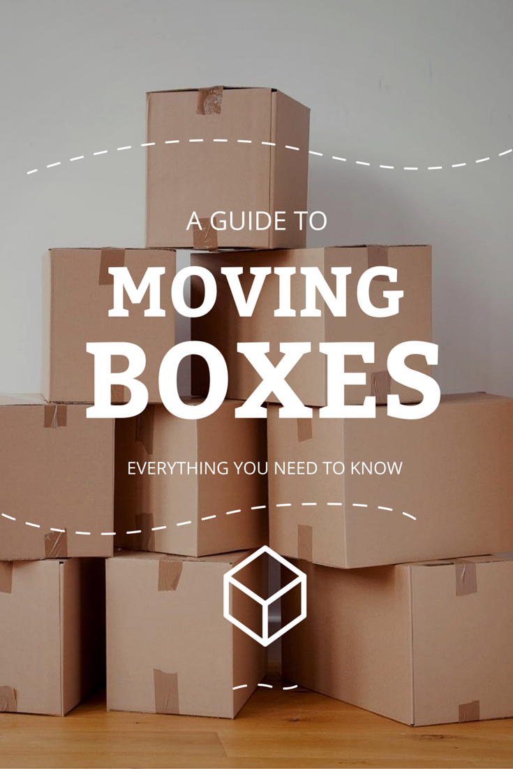 How to Pack, Label, Seal, and Stack Moving Boxes