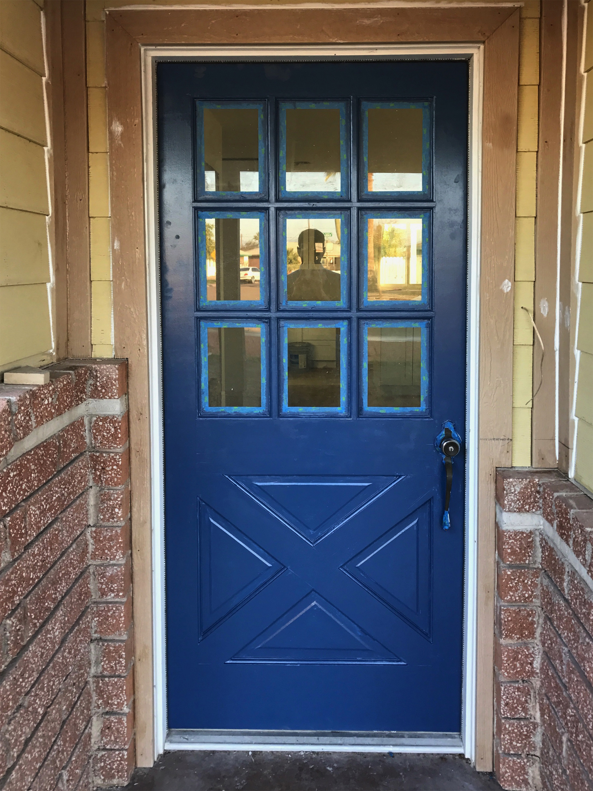 refinishing front doorHow to Refinish a Front Door the Right Way