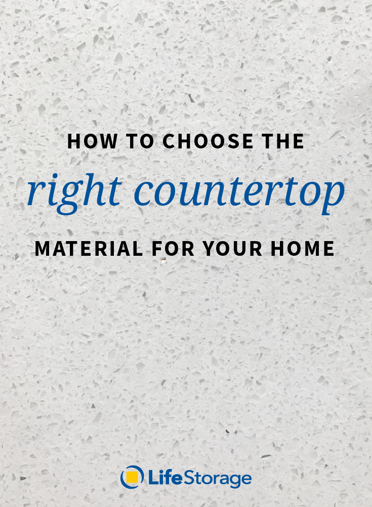 How to choose the right countertop material for your home