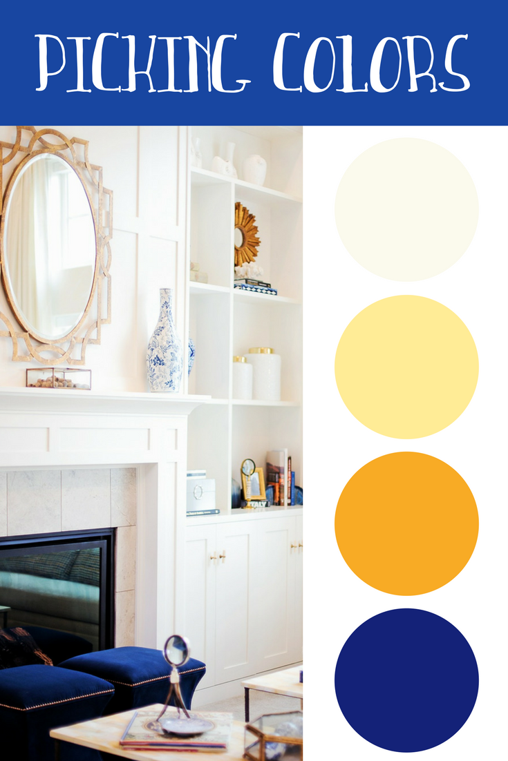 Choosing the right paint colors design inspiration for Choose paint color scheme