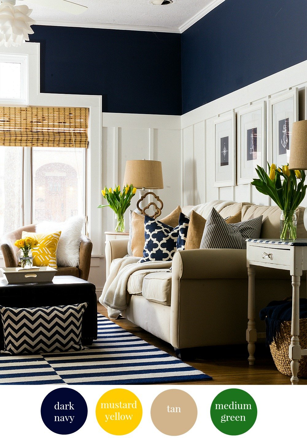 Room Paint Designer: Choosing The Right Paint Colors + Design Inspiration
