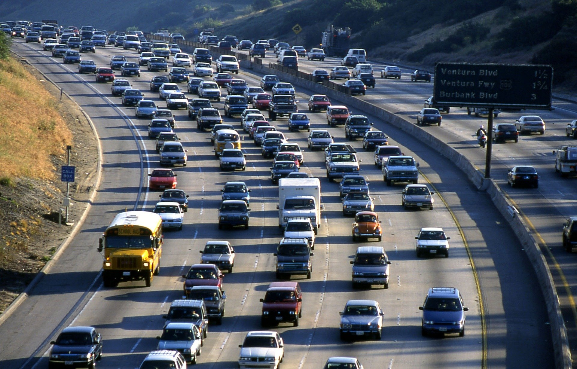 What to Expect with Transportation when Moving to Los Angeles