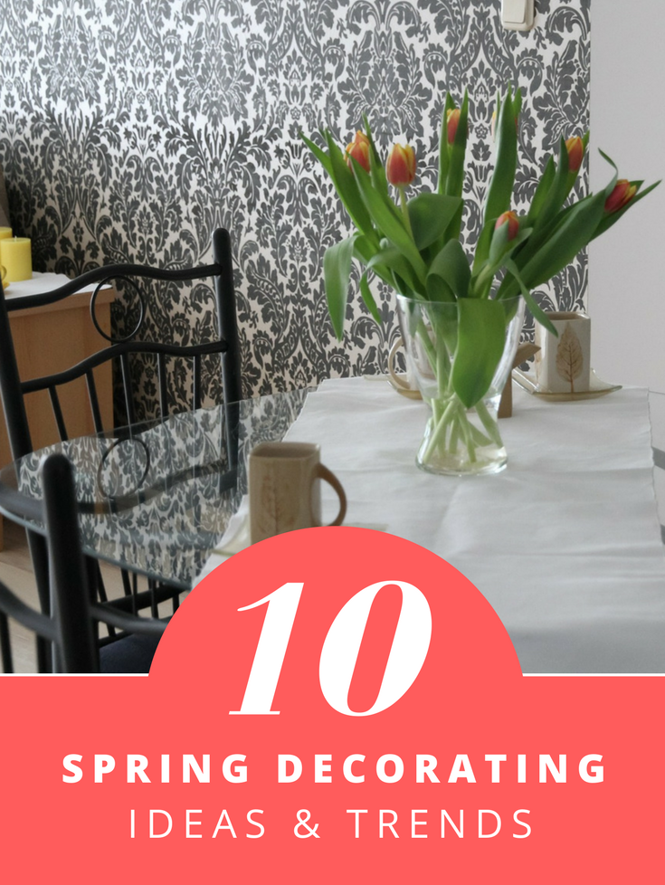 Spring Decorating Ideas from Bloggers