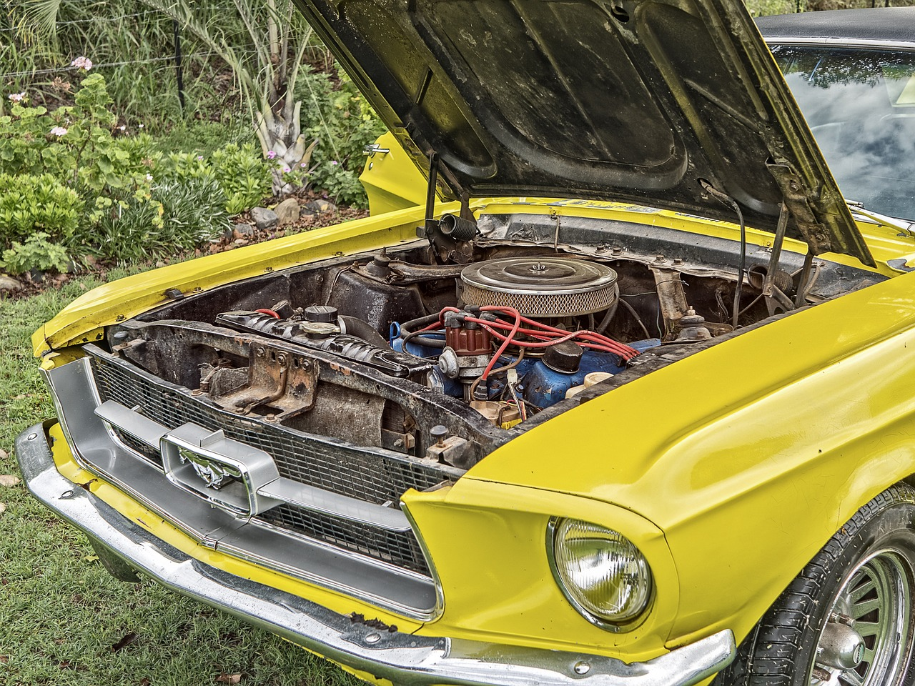 Classic Car Storage and Maintenance Tips