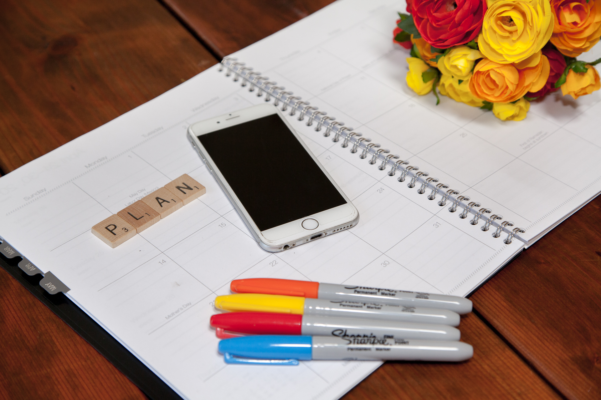 How to Organize Your Life - One Week at a Time
