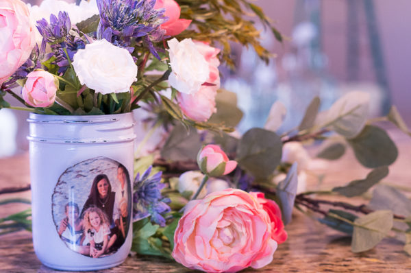 Diy Mason Jar Vases Mom Will Love Cutout Card Craft