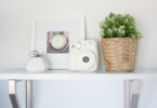diy faux marble shelf tutorial add space and get organized