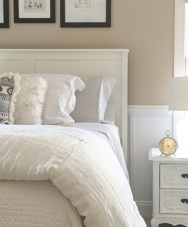 white douve linens how to decorate a master bedroom
