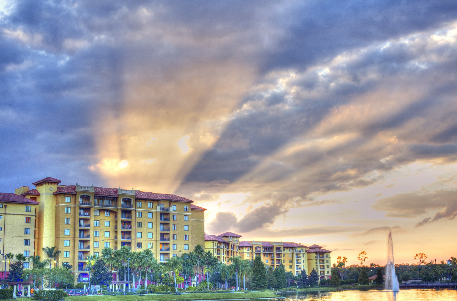 Orlando hotels and tourism