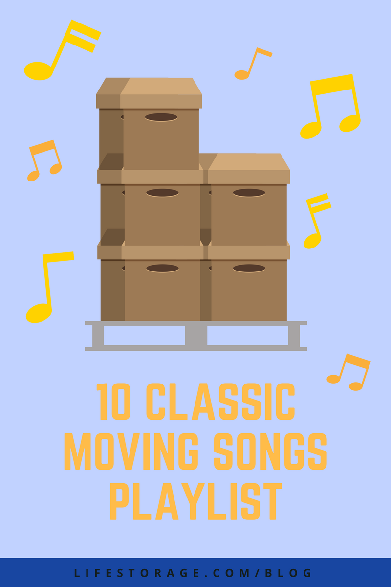 Songs about moving away