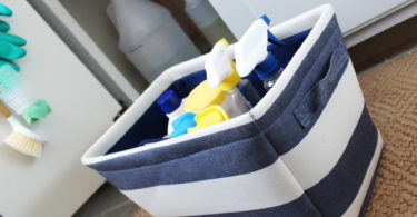 Organizing Cleaning Supplies: Tips and Tricks