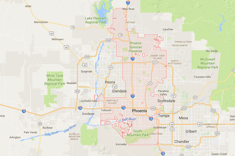 best places in phoenix