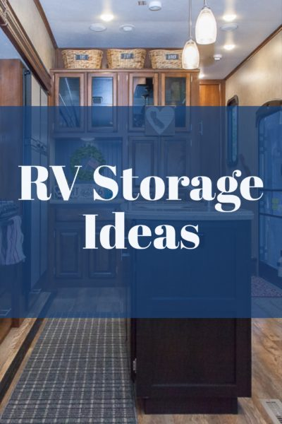 rv storage ideas pin