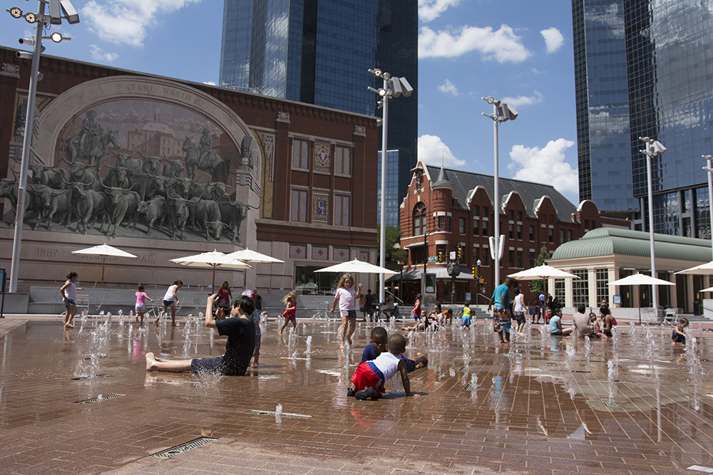 moving to fort worth - sundance square