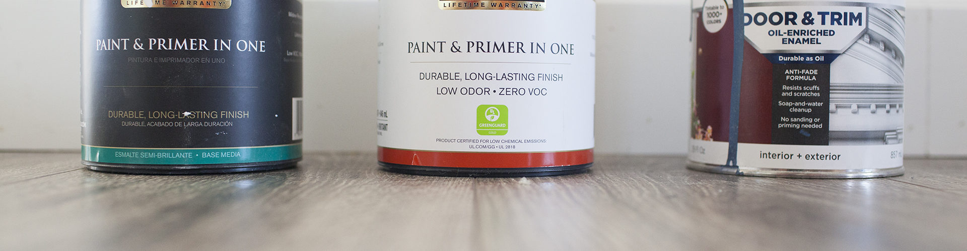 How to Touch Up Paint to Get an Exact Match - Home Staging