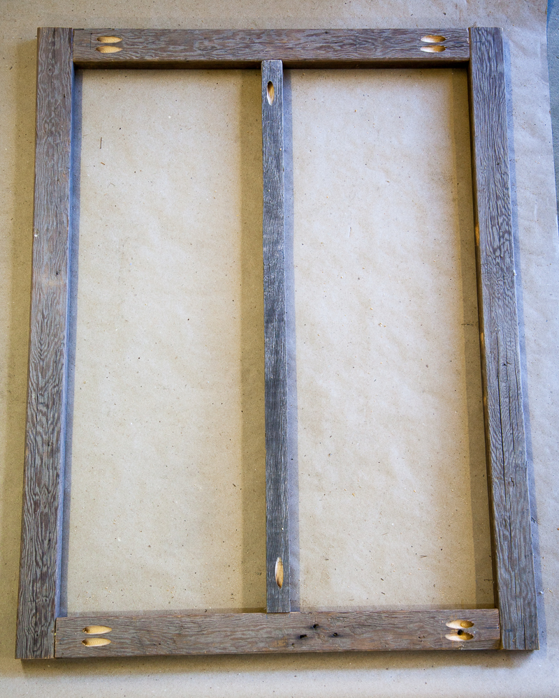 How to make a diy window frame farmhouse style life storage blog how to build a diy window frame farmhouse style decor vintage rustic jeuxipadfo Gallery