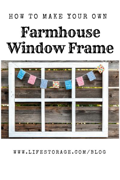 How To Build A DIY Window Frame