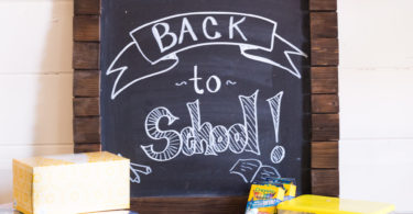 How to Organize School Supplies and Save Money - feature