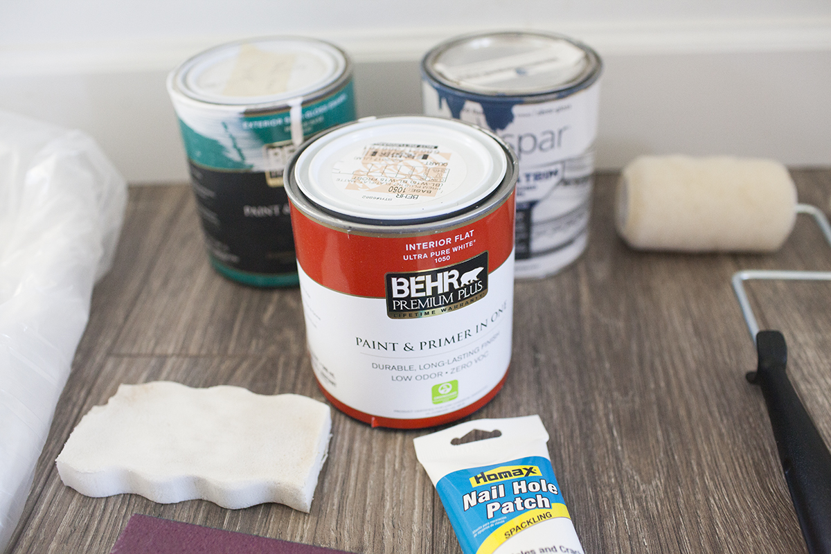 How to Touch Up Paint During Home Staging
