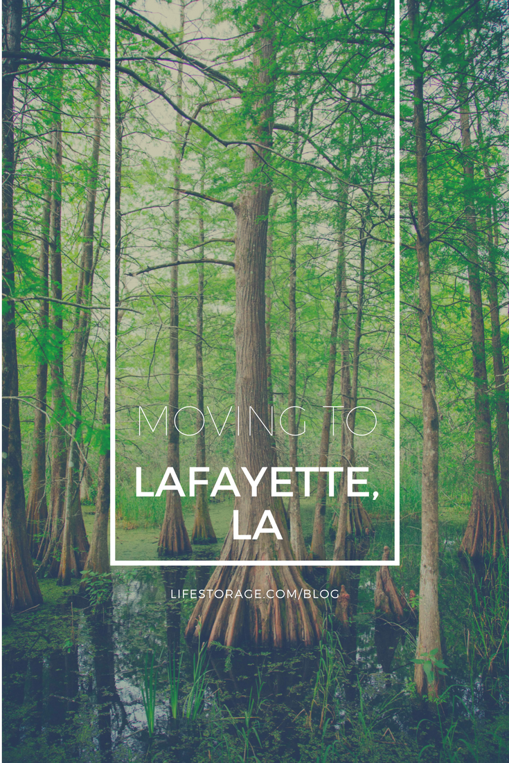 moving to lafayette, la