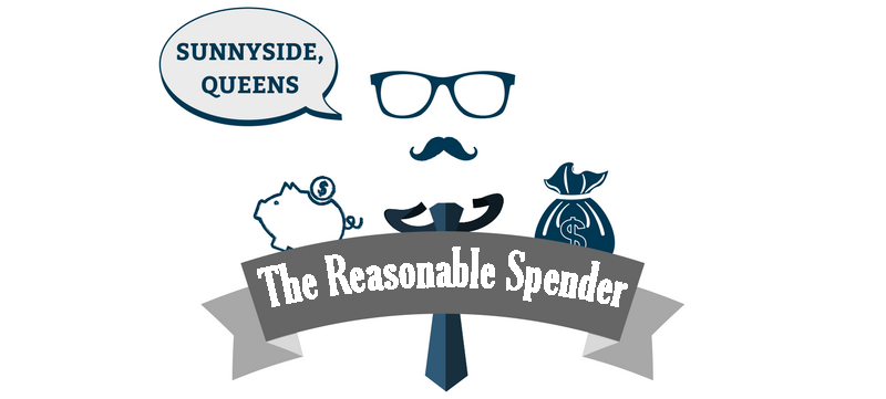 Personality type #1: The Reasonable Spender - Sunnyside, Queens