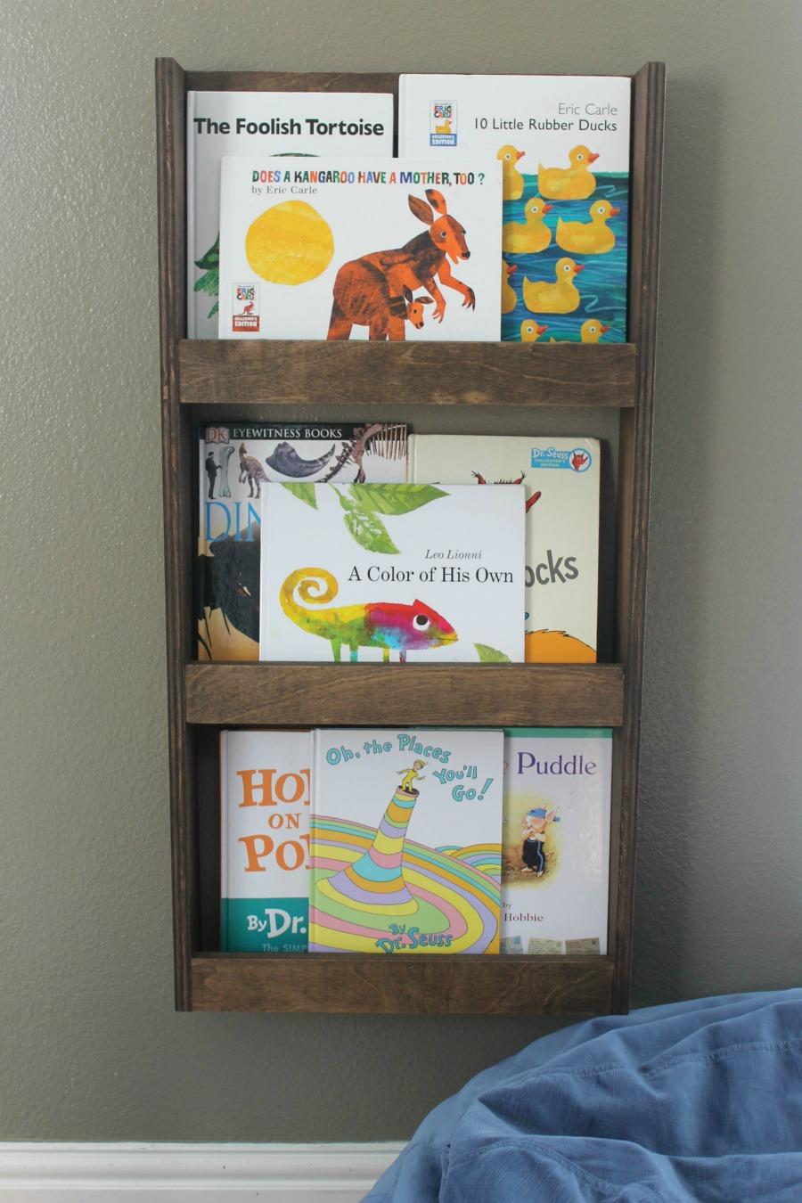 simple diy bookshelf, diy bookcase, diy bookshelf, diy bookshelf ideas, wood bookshelf diy
