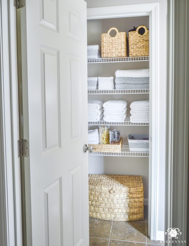 bathroom closet storage ideas 11 beautiful and practical bathroom organization ideas 15814