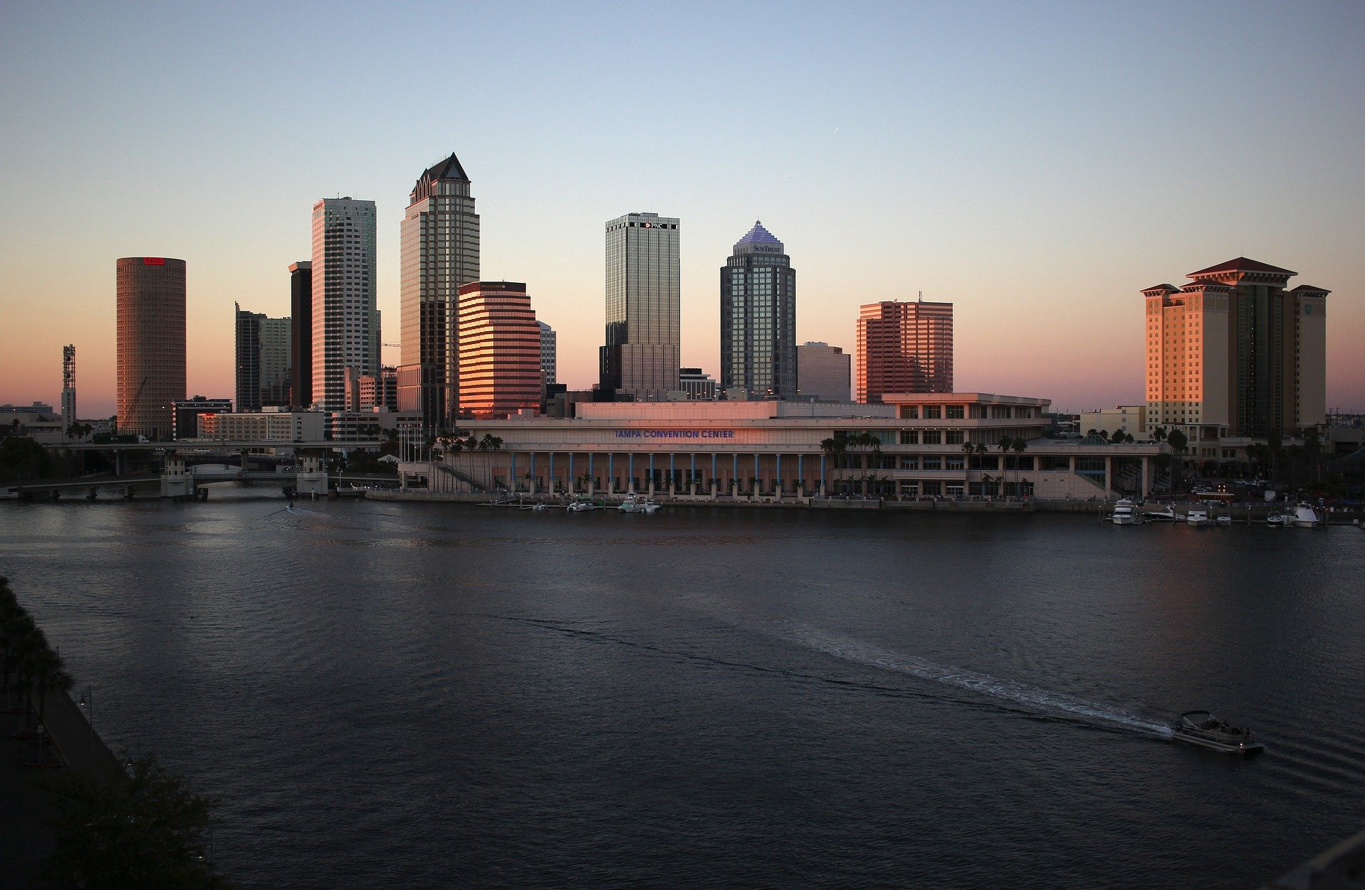 What are some of the perks when buying Tampa?
