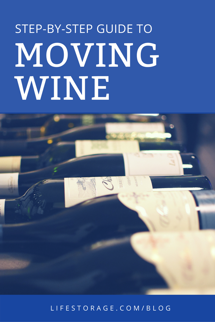 Moving wine the right way