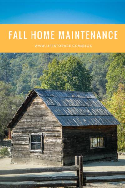 fall home maintenance pin