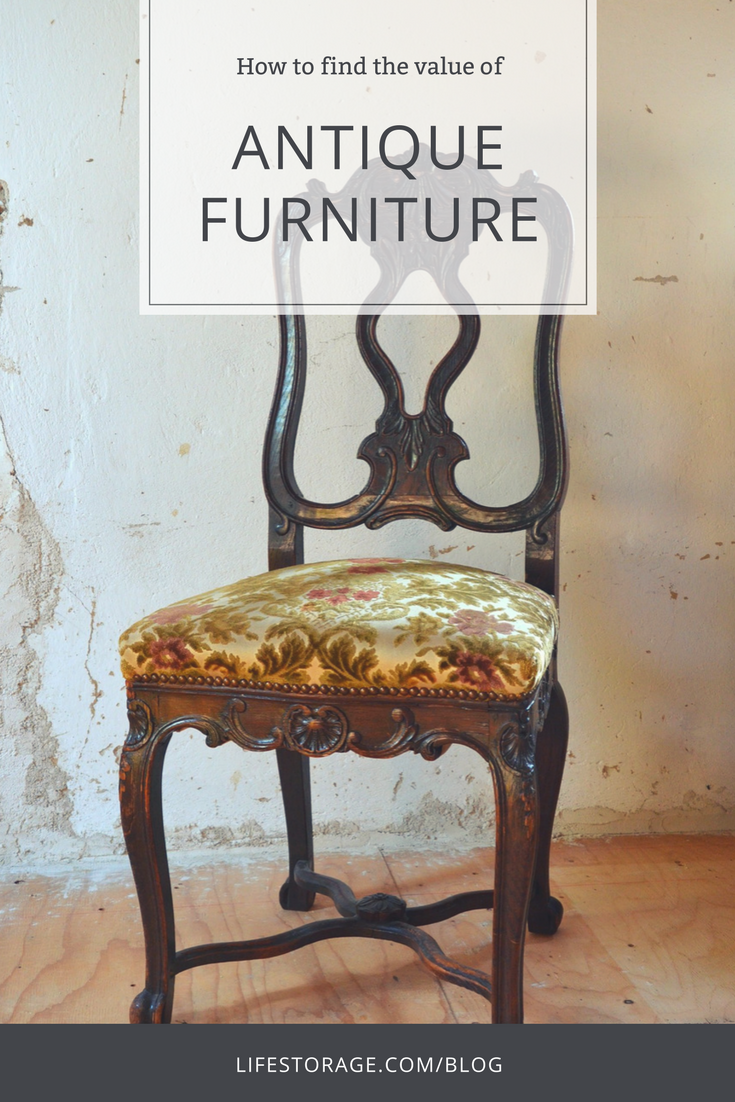 Finding The Value And Worth Of Antique Furniture