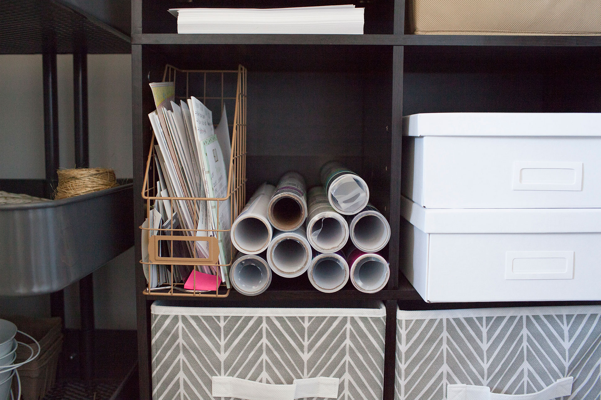 Craft Closet Organization Ideas Part - 25: Life Storage