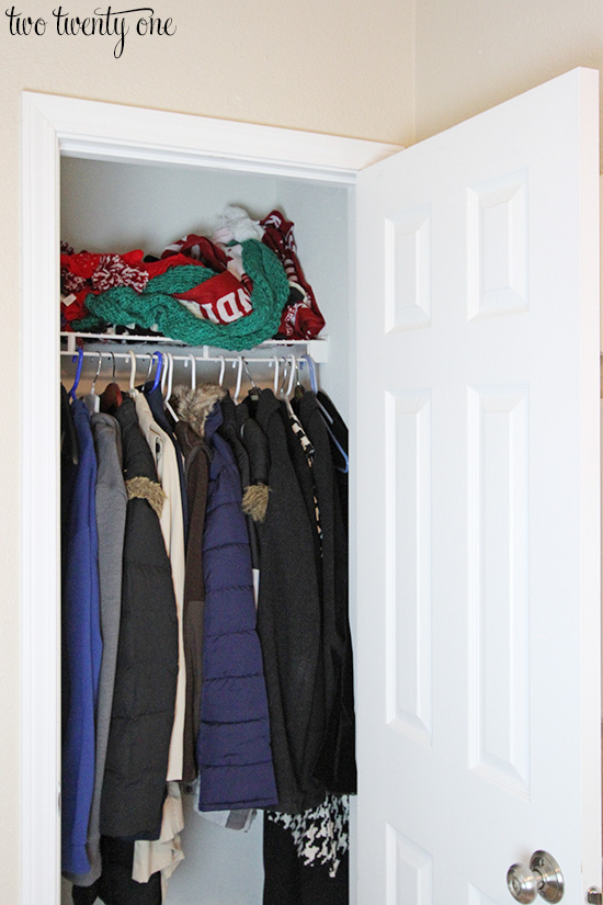 Reclaim Your Closets 17 Brilliant Hall Closet