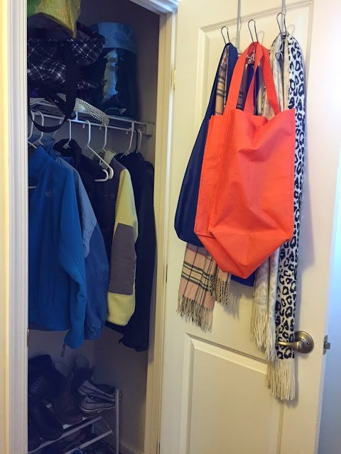 Hall Closet Organization Ideas And Storage